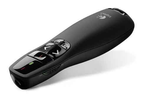 Презентер Logitech Wireless Presenter R400