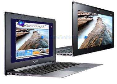 Невероятное сочетание ноутбука и планшета - ASUS TAICHI21-CW014H