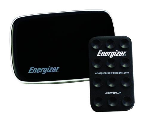 Новая модель в линейке внешних аккумуляторов Energizer - XP3000M