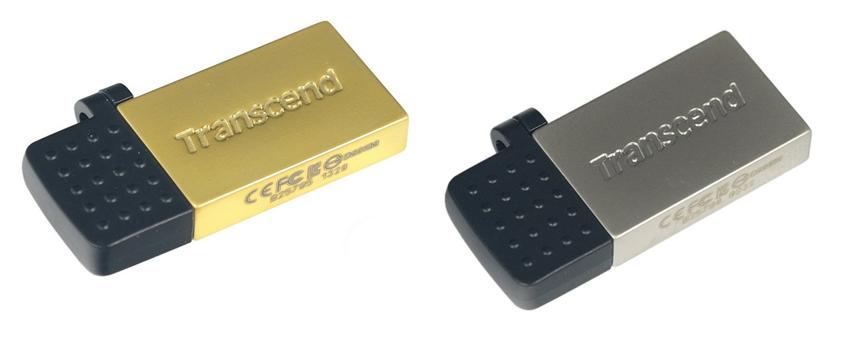 Сделай больше на ходу - флеш-накопитель Transcend JetFlash 380 USB OTG