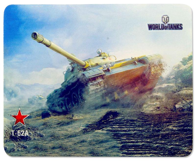 Коврик WOT T-62A