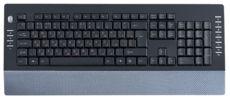 Клавиатура SVEN Comfort 4200 USB (carbon)