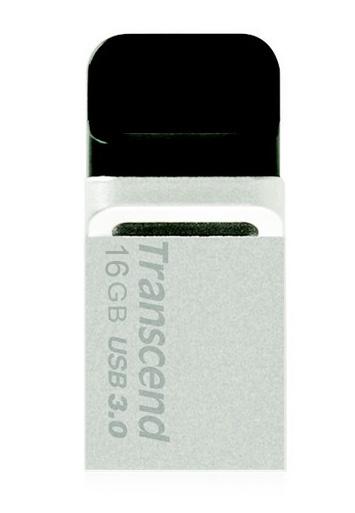 Мобильный USB-накопитель с поддержкой OTG - Transcend JetFlash 880. Новинка!
