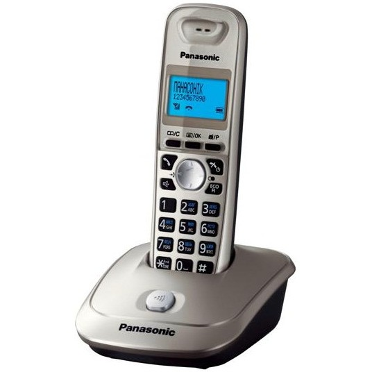 Удобный радиотелефон, в котором есть все необходимое - Panasonic KX-TG2511UAN