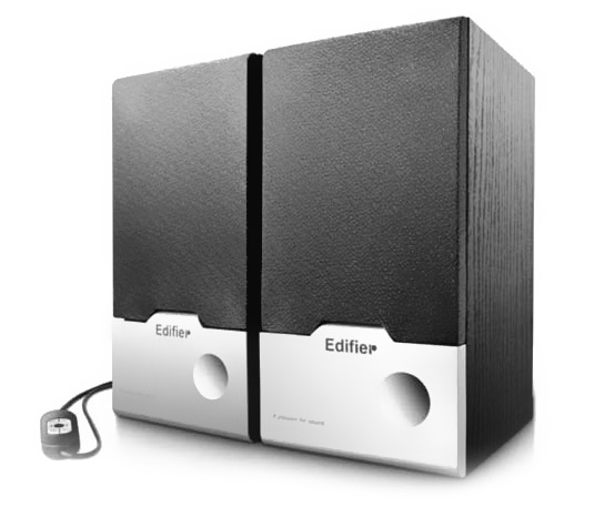 Ультрабюджетная акустика от Edifier - R18