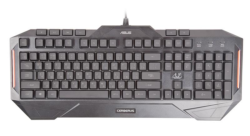 Asus Cerberus Клавиатура Инструкция - фото 4