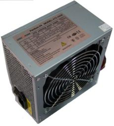 Блок питания Logicpower ATX-400W P4 24 PIN,12см, CE,FCC, PFC, 2 SATA,OEM