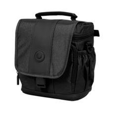 Сумка Continent FF-02 Black (Cумка для фото-, видеокамеры/черный/полиэстер/17x19x9 см)