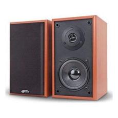 Акустическая система 2.0 Gemix TF-611 2*18Вт, функция 3D, регулировка высоких и низких частот, цвет вишня