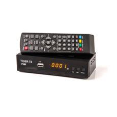 Цифровой эфирный DVB-T2 ресивер TIGER T2 (метал корпус)