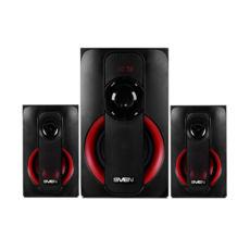 Акустическая система 2.1 SVEN MS-304 (black) 20W Woofer + 2*10W speaker, BT,FM, SD, LED display, Д