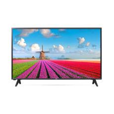 """Телевизор 43"""" LG 43LJ500V 12мес /LCD/1920x1080/ PMI 200 Гц/ DVB-Т2 /2 x HDMI 1.4/1 х USB 2.0 /1 x CI слот/Композитный AV/Антенный вход/ VESA 200x200 мм/ чёрный"""