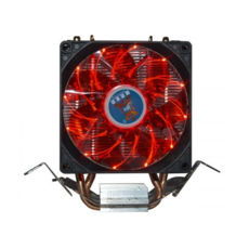 Вентилятор CPU Cooling Baby R90 RED LED 775/1150/1151/1155/1156/FM1/FM2/AM4/AM2/AM2+/AM3/K8  93*133*130мм