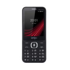 Мобильный телефон ERGO F282 Travel Black