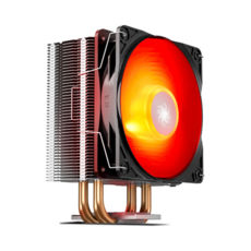 Вентилятор CPU Deepcool GAMMAXX 400 RED 2011/1366/1155/1156/775/FM1/AM3/AM3/AM2+/AM2/AM4/940/939/754 135x76x159мм
