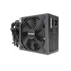 Блок питания Crown CM-PS 750W PRO Fan14см( Потужність — 750 Вт, 80 PLUS BRONZE ,Вентилятор 14см,Два роз'єма 6+2pin,, Активна корекція коефіцієнта потужності (APFC))