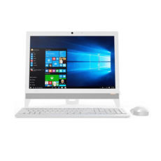 "МОНОБЛОК All-in-one  Lenovo IdeaCentre 310-20 (F0CL0078UA) White Экран 19.5"" (1440x900) / Intel Pentium J4205 (1.5 - 2.6 ГГц) / RAM 4 ГБ / HDD 1 ТБ / Intel HD Graphics 505 / DVD+/-RW / Wi-Fi / Bluetooth / веб-камера / DOS / 3.09 кг / белый / клавиатура + мышь"