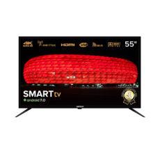 "Телевизор 55"" Satelit 55U9000ST 4k (3840x2160) 2 ТВ-тюнера (аналоговый + цифровой) Android 7"