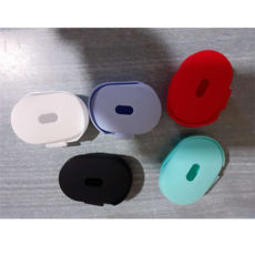 Чехол Gasta силиконовый для наушников Xiaomi Mi AirDots Pink