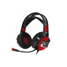 """Гарнитура игровая Crown CMGH-3100 (USB 2.0/Virtual sound 7.1, налаштування акустичного оформлення, режим посилення звуку кроків, голосовий модулятор /Функція """"Віброшок"""