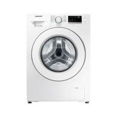 Пральна машина фронтальна Samsung WW60J30J0LW / UA, 1000 об / хв, 6 кг, дисплей, 10 програм, прання парою, ШВГ 60х85х45, білий