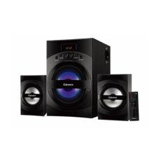 Акустична система 2.1 Gemix SB-130X 36 Вт Bluetooth TF-ридер Пульт FM USB LED