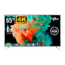 """Телевизор Gazer 65"""" Ultra HD LED IPS ANDROID 7.1 TV, DVB-C/T2/S2, 4K HDR, Wi-Fi, Bluetooth 4.0, Dolby audio, AppStore, мобильное приложение, миниатюрный дизайн пульта управления"""