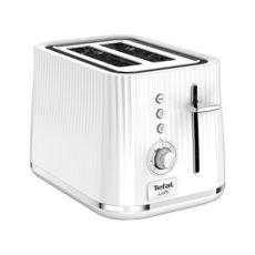 Тостер Tefal TT761138, 850Вт, функції: підігріву, розморожування, білий